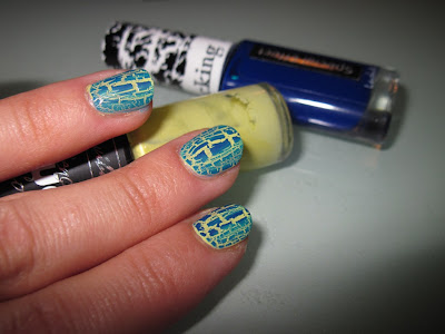 popękane paznokcie