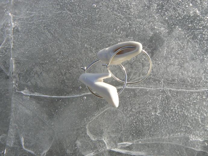 Barbiesko, øreringe: creol Ø2 cm
