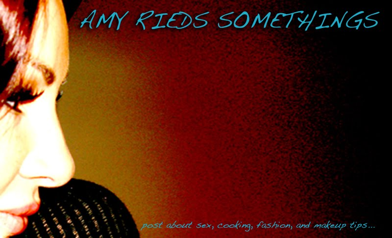 Amy Rieds somethings