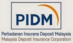 Jawatan Kosong Di Perbadanan Insurans Deposit Malaysia PIDM