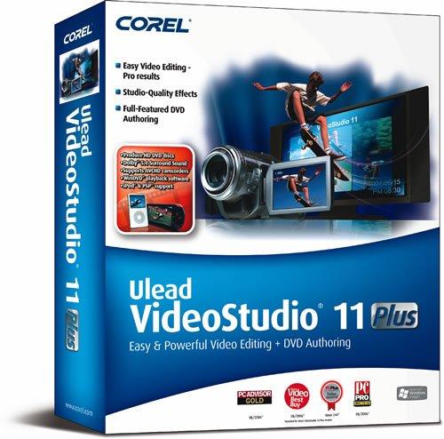 Ulead Video Studio 11 Plus - Free Software Downloads