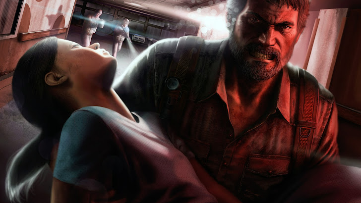The Last of Us Joel rescue