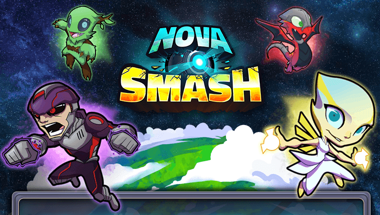 Nova Smash – Slingshot Action Gameplay IOS / Android