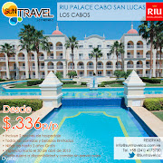 Es en Cabo San Lucas, México, donde encontramos el Hotel Riu Palace Cabo San . (suntravel riupalacecabosanlucas)