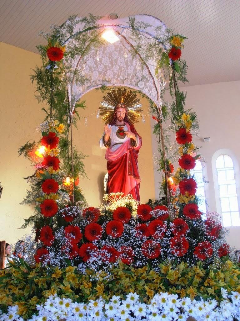 Paróquia de Almino Afonso divulga programação da festa do padroeiro 2014