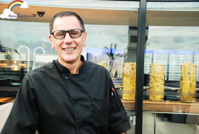 Chef Salvatore de Vincentis