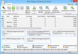 O&O Defrag Professional 16