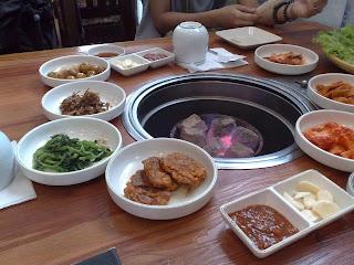 Project 12 x 2 - 1, Scene 21: Ye Dang Korean BBQ Restaurant
