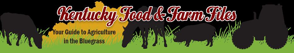 Kentucky Food and Farm Files