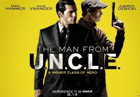 The Man from U.N.C.L.E.: First Look