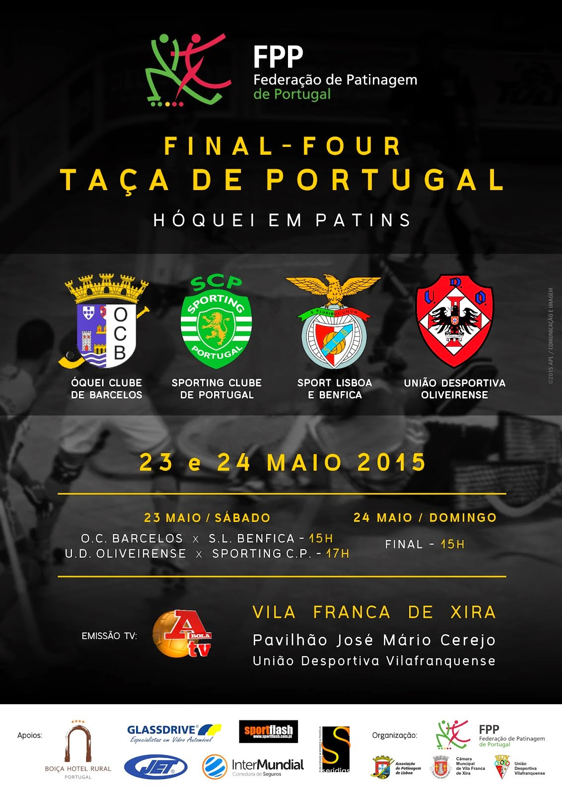 FINAL 4 TAÇA PORTUGAL