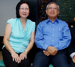 Brother Tai Hou's family in Melbourne