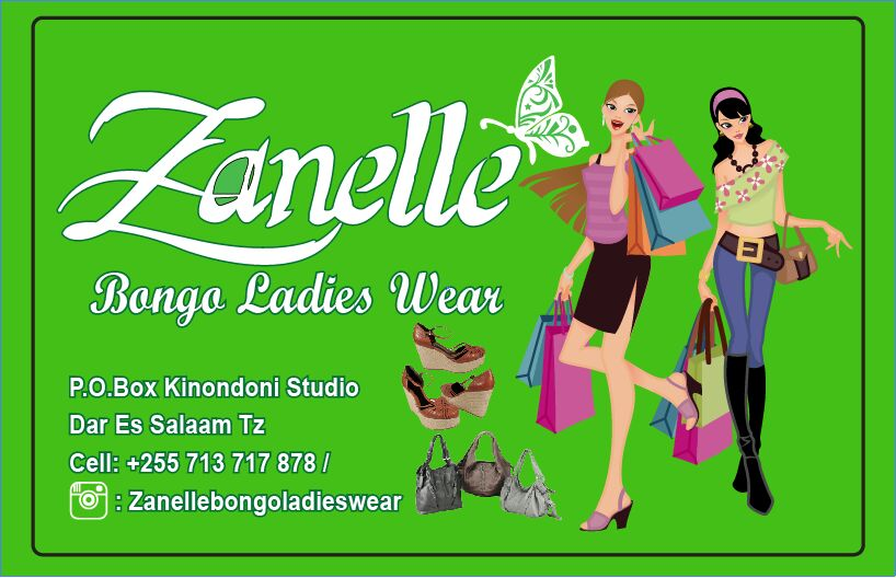 ZANELLE BONGO LADIES WEAR