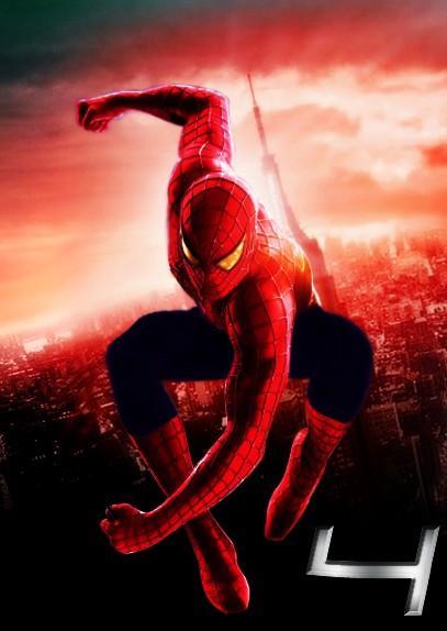 Spider Man 4 : The Amazing Spider-Man