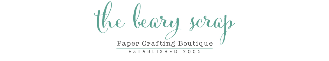 The Beary Scrap Paper Crafting Boutique