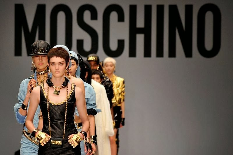 moschino jeremy scott