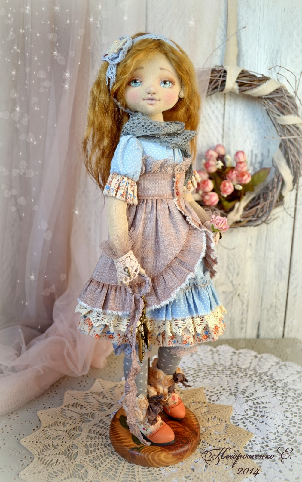 Блоги куклы своими руками