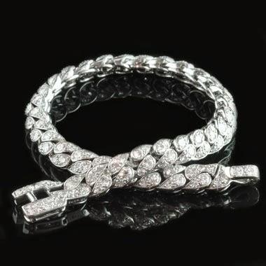 Adorable shinning cartier bracelet fashion