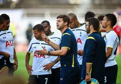 Strengthening the Tottenham defence