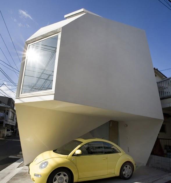 Japan home design small japanese house design in tokyo by for Small japanese house design in tokyo by architect yasuhiro yamashita