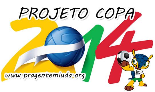 Projeto Copa 2014 para Educação Infantil