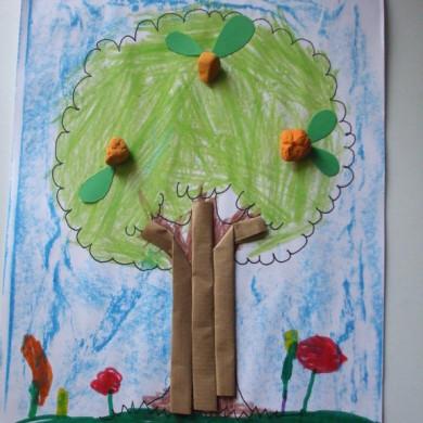Maestramargiu scuola dell infanzia chieri for Lavoretti di primavera