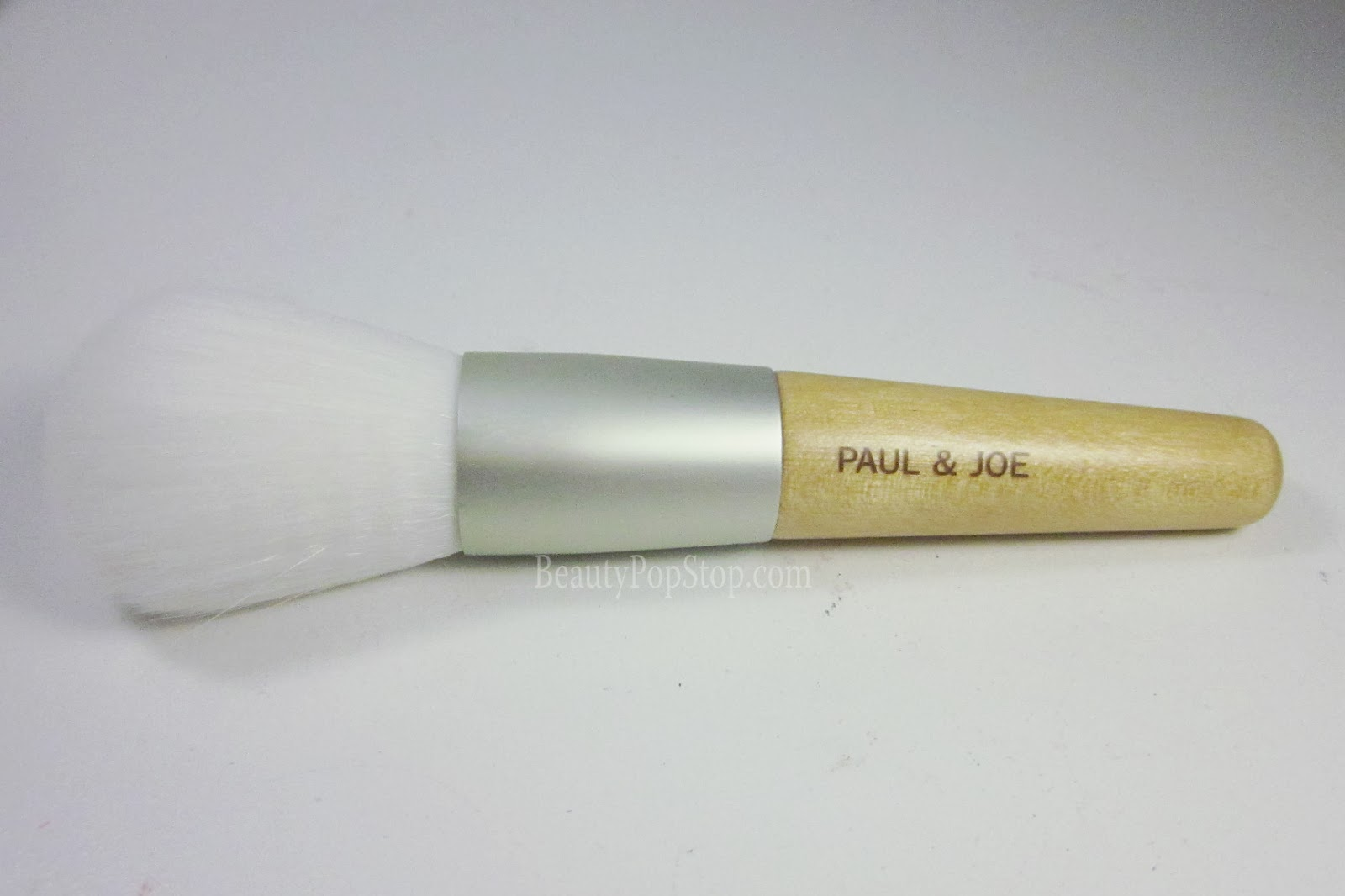 paul and joe spring 2014 powder brush review