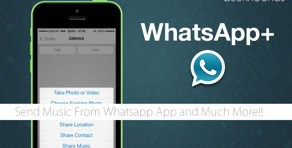 WhatsApp Messenger – APK Download on AndroidDrawer