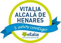 Vitalia Alcalá de Henares, cinco años contigo