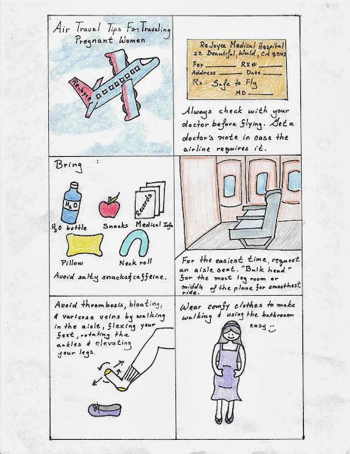 ReJoyceYoga: ReJoyce Yoga Cartoon: Air Travel Tips For ...