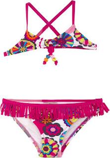 Girls Bikini - Tuc Tuc Flamingo