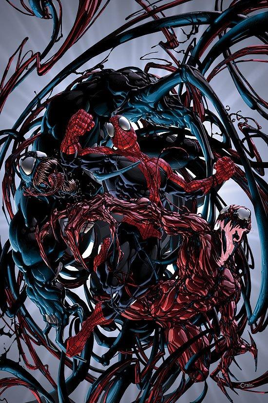 Anti Venom Vs Toxin Carnage vs toxin venom carnage