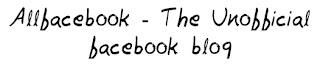 Allfacebook - The Unofficial facebook blog MohitChar