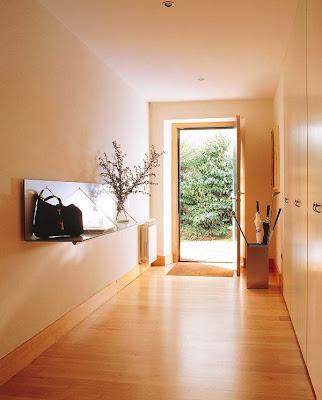 Eternamente mia junio 2013 - Como decorar la entrada de un piso ...