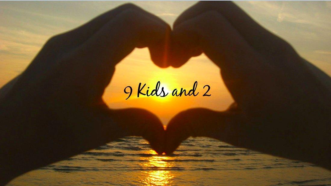 9 kids Plus 2