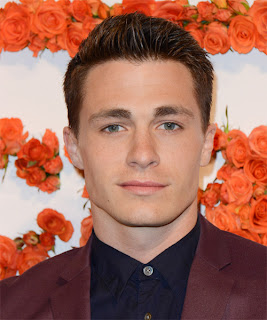 COLTON HAYNES CASUAL HAIR