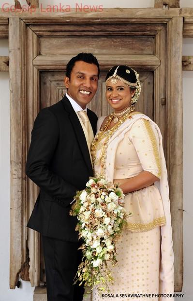 Wedding Sampath Jayaweera's