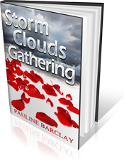 Storm Clouds Gathering by Pauline Barclay