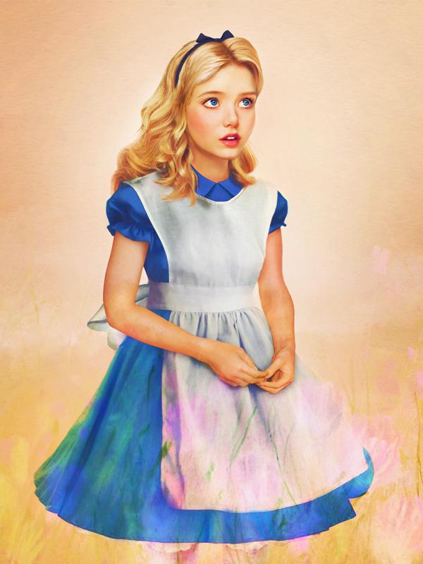 Alice, Alice no Pais das Maravilhas