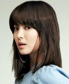 Foto Model Rambut Wanita Korea