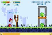 Angry Bird Key Chain Angry Bird Retro .