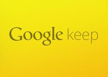 Google keep pour Android