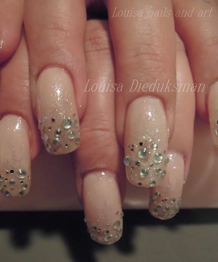 Louisa Nails And Art Bling Bling Nails