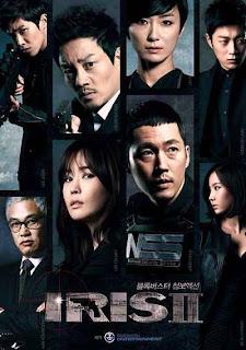 drama korea terbaru IRIS 2