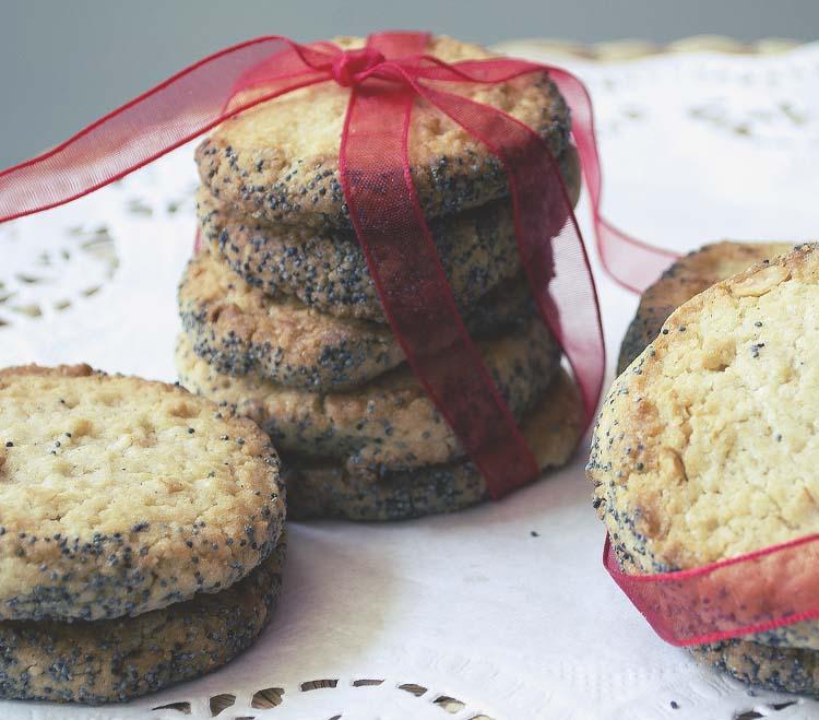receta de galletas de anacardos