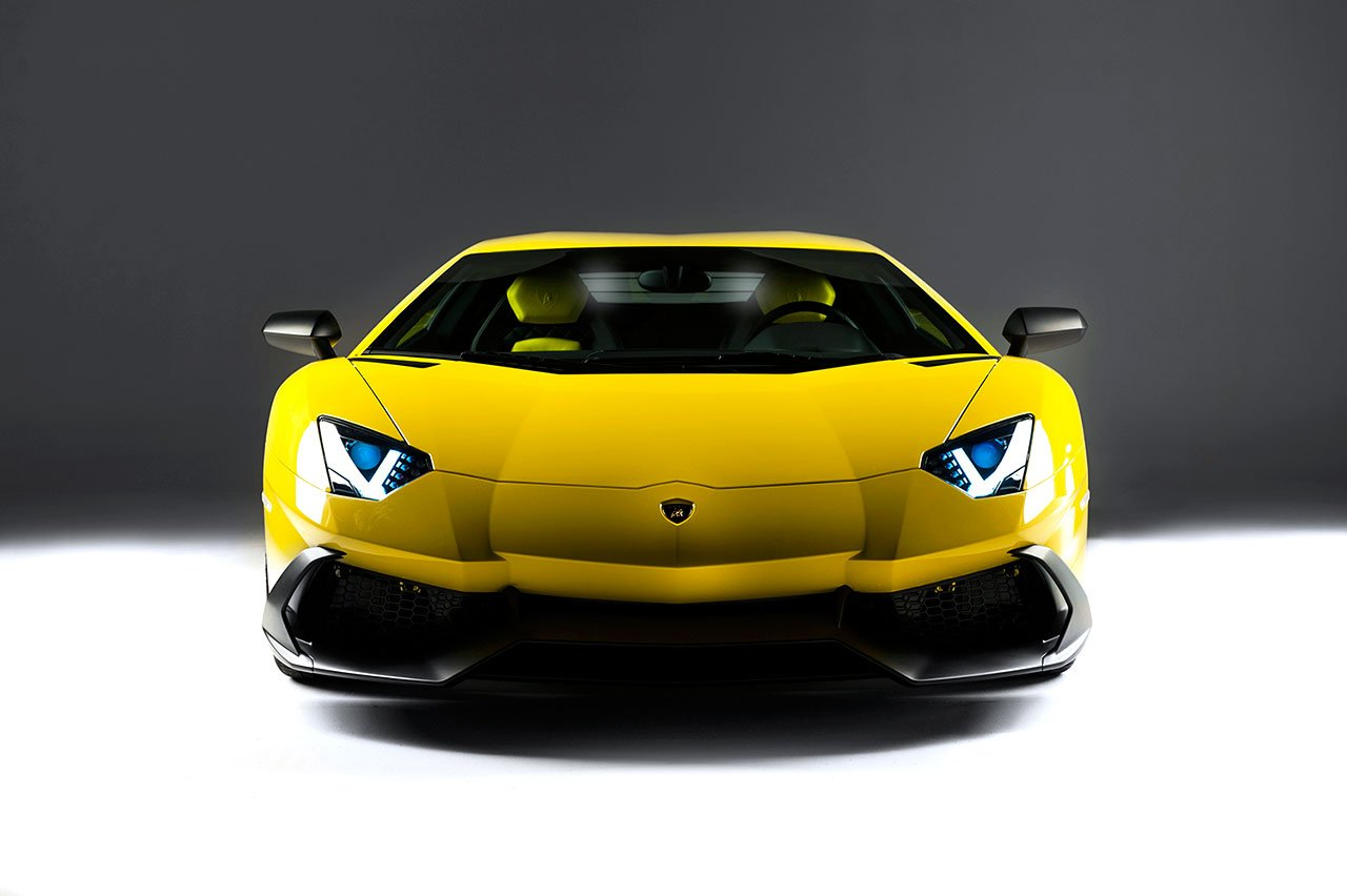 G Shock Blog Lamborghini Aventador Anniversary Edition