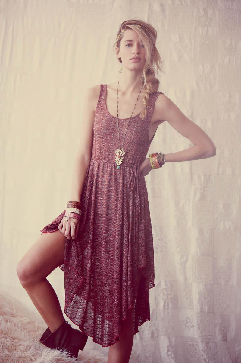 Moda Hippie Chic Imagine Dream Make Believe