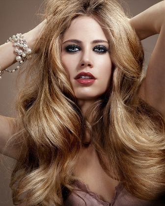 Hair Colors Golden Blonde