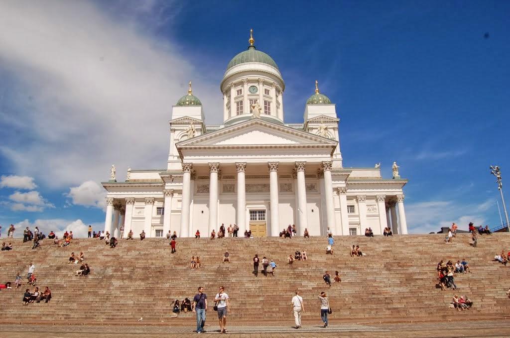 芬蘭赫爾辛基大教堂