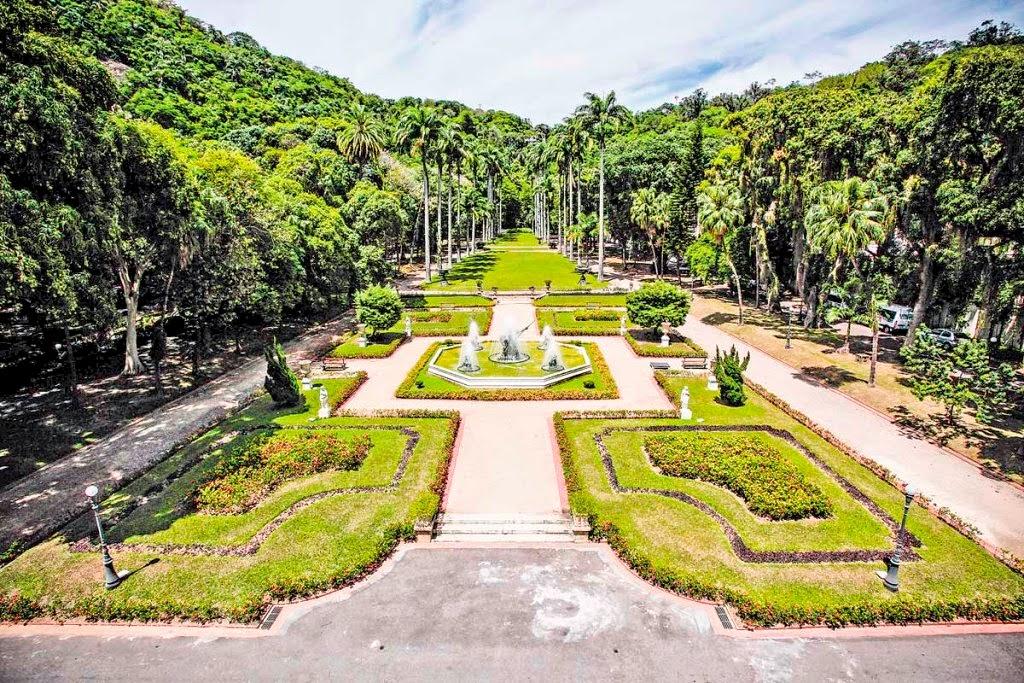 Palácio Guanabara no Rio de Janeiro abre suas portas para visitação guiada